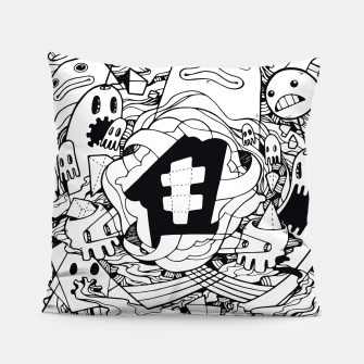 Thumbnail image of Bubble Pillow, Live Heroes
