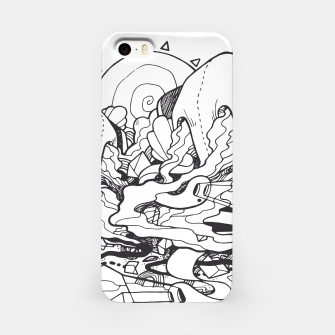 Thumbnail image of The Sun's Half Full iPhone Case, Live Heroes