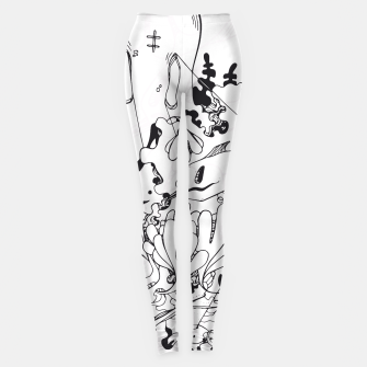 Thumbnail image of The Octopus & the Crab Leggings, Live Heroes