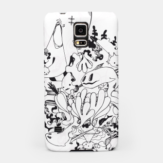 Thumbnail image of The Octopus & the Crab Samsung Case, Live Heroes