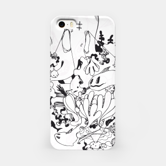 Thumbnail image of The Octopus & the Crab iPhone Case, Live Heroes