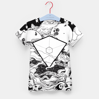 Thumbnail image of Singularity Kid's T-shirt, Live Heroes