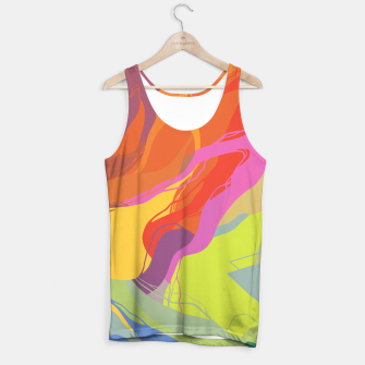 Thumbnail image of Puddle Tank Top, Live Heroes