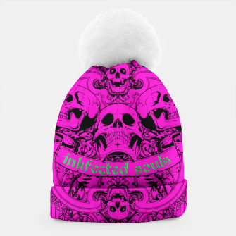 Thumbnail image of HAPPY SOULS Pink Inkfected Edition Beanie, Live Heroes