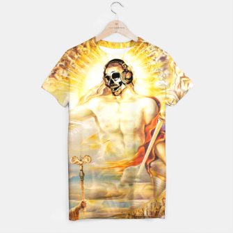Thumbnail image of SPIRITUS SANCTUS DJ Eternal Edition T-shirt, Live Heroes