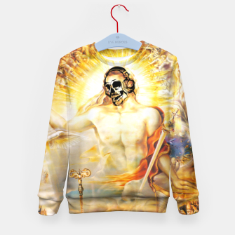 Thumbnail image of SPIRITUS SANCTUS DJ Eternal Edition Kid's Sweater, Live Heroes