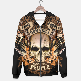 Thumbnail image of PEOPLE KILL PEOPLE Peace Edition Hoodie, Live Heroes