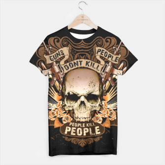 Thumbnail image of PEOPLE KILL PEOPLE Peace Edition  T-shirt, Live Heroes