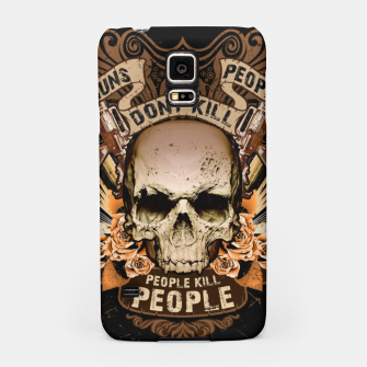 Thumbnail image of PEOPLE KILL PEOPLE Peace Edition  Samsung Case, Live Heroes