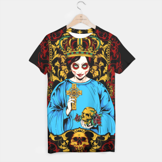 Thumbnail image of VIRGIN DO MEXICO Candy Edition T-shirt, Live Heroes