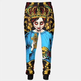 Thumbnail image of VIRGIN DO MEXICO Candy Edition Sweatpants, Live Heroes