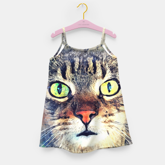 Thumbnail image of cat Baxter Girl's Dress, Live Heroes