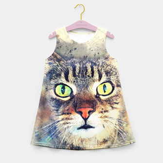Thumbnail image of cat Baxter Girl's Summer Dress, Live Heroes