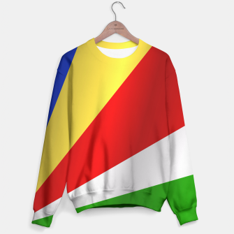 Flag of Seychelles Sweater thumbnail image