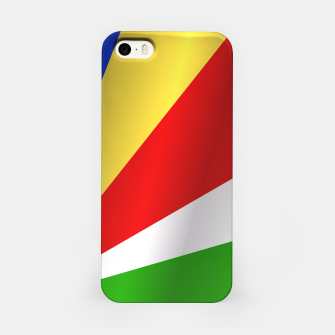 Flag of Seychelles iPhone Case thumbnail image