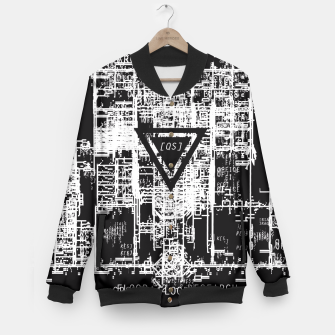 Thumbnail image of Gfrloouond 3F2loorResearch Baseball Jacket, Live Heroes