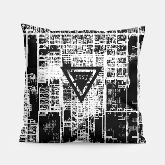 Thumbnail image of Gfrloouond 3F2loorResearch Pillow, Live Heroes