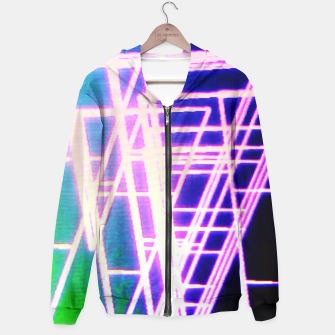 Thumbnail image of Mother. Fucking. Triangles. Hoodie, Live Heroes
