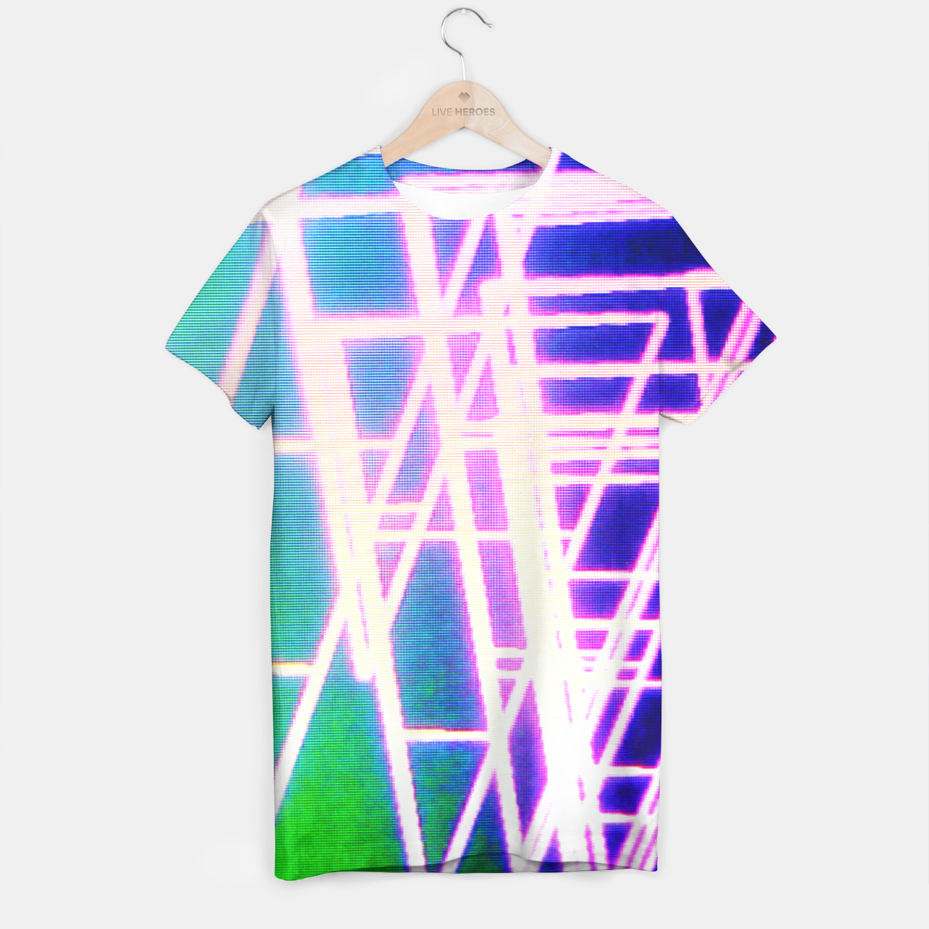 Image of Mother. Fucking. Triangles. T-shirt - Live Heroes