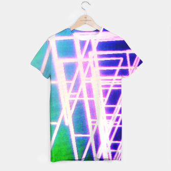 Thumbnail image of Mother. Fucking. Triangles. T-shirt, Live Heroes