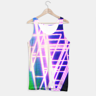 Mother. Fucking. Triangles. Tank Top thumbnail image