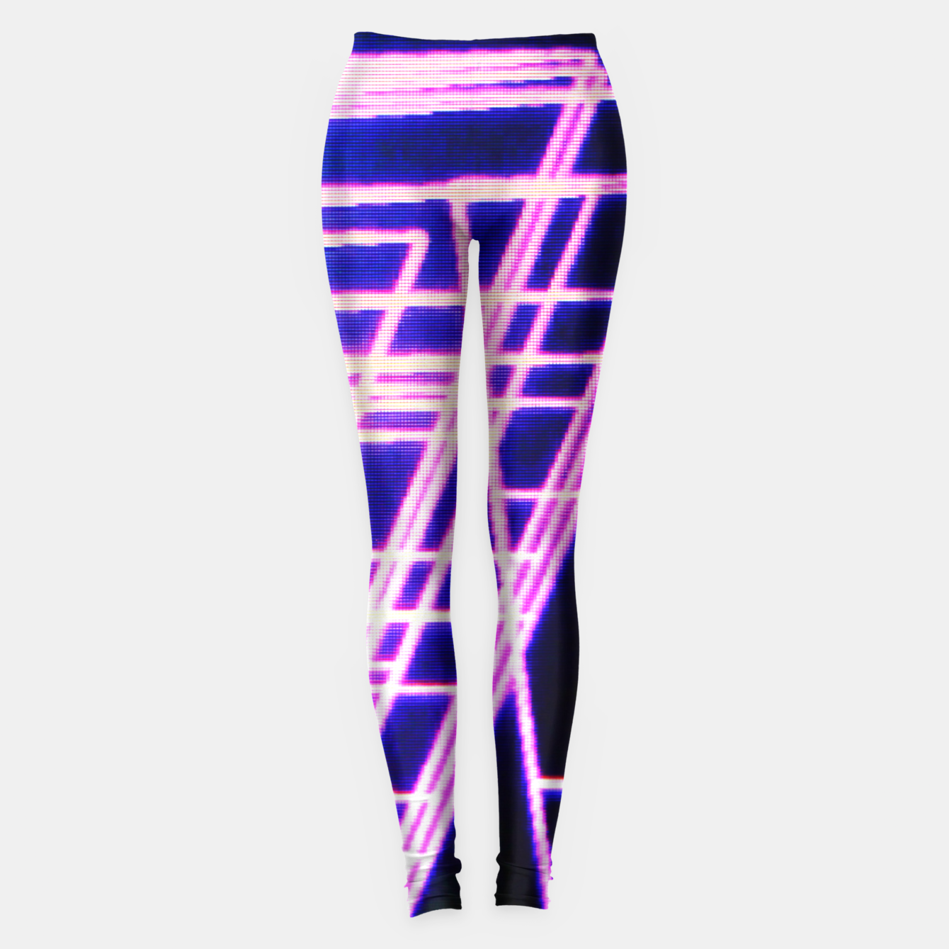 Image of Mother. Fucking. Triangles. Leggings - Live Heroes
