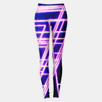 Mother. Fucking. Triangles. Leggings thumbnail image