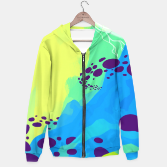 Thumbnail image of World Mountain Hoodie, Live Heroes