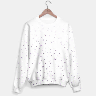Thumbnail image of Specks in Motion Sweater, Live Heroes