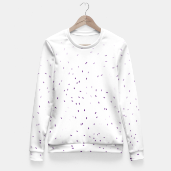 Thumbnail image of Specks in Motion Fitted Waist Sweater, Live Heroes