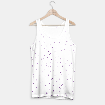 Thumbnail image of Specks in Motion Tank Top, Live Heroes