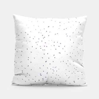 Thumbnail image of Specks in Motion Pillow, Live Heroes