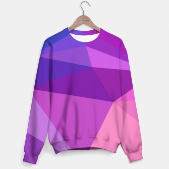 Thumbnail image of geometric BGs05 Sweater, Live Heroes