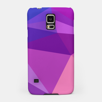 Thumbnail image of geometric BGs05 Samsung Case, Live Heroes