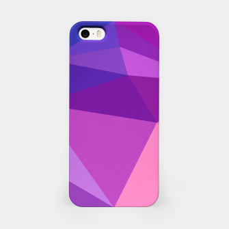 geometric BGs05 iPhone Case thumbnail image