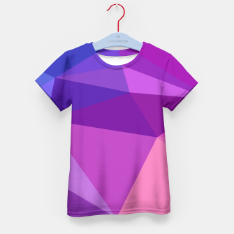 geometric BGs05 Kid's T-shirt thumbnail image