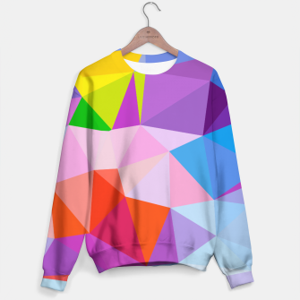Thumbnail image of Geometric BGs08 Sweater, Live Heroes