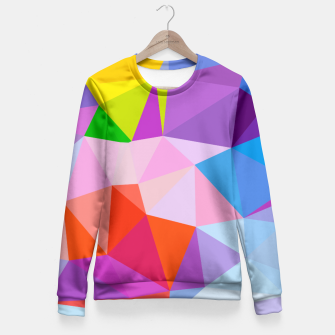 Geometric BGs08 Fitted Waist Sweater thumbnail image