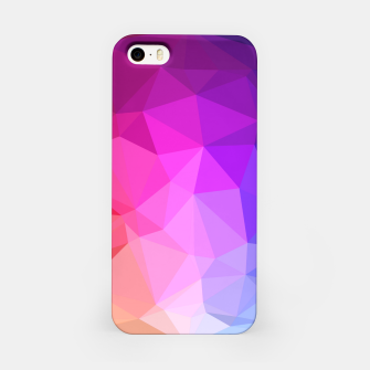 Thumbnail image of geometric BGs05 iPhone Case, Live Heroes