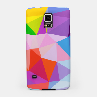 Thumbnail image of Geometric BGs08 Samsung Case, Live Heroes