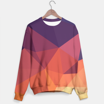 Thumbnail image of Geometric BGs14 Sweater, Live Heroes
