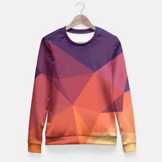 Geometric BGs14 Fitted Waist Sweater thumbnail image