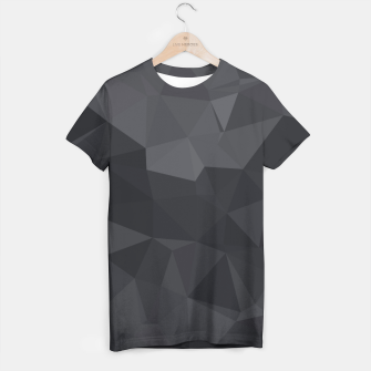 Thumbnail image of Geometric BGs20 T-shirt, Live Heroes