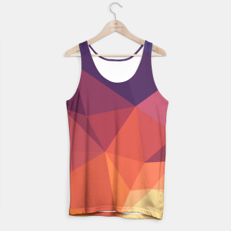 Thumbnail image of Geometric BGs14 Tank Top, Live Heroes