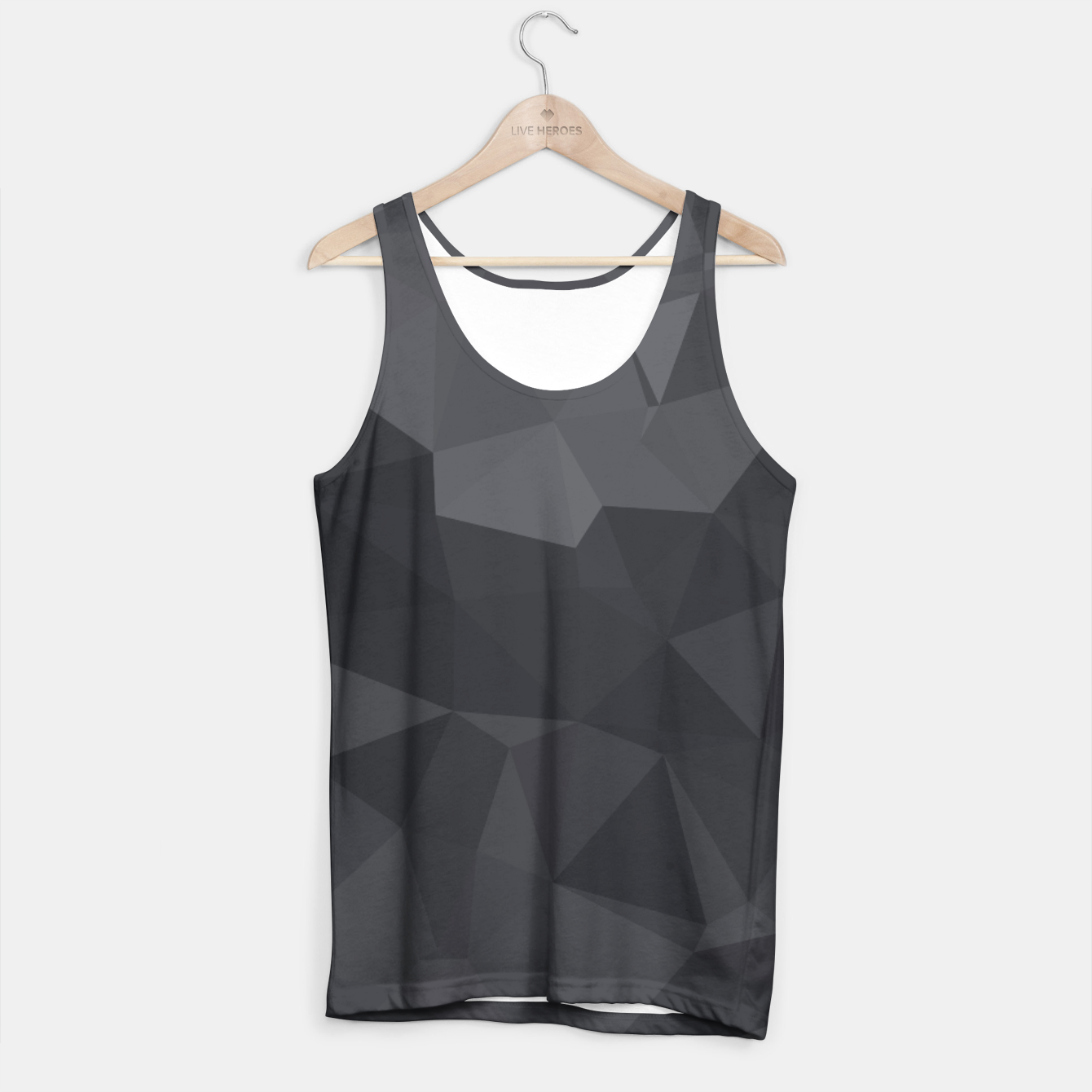 Image of Geometric BGs20 Tank Top - Live Heroes