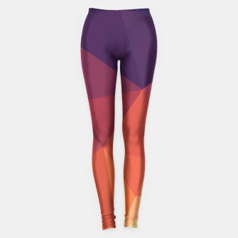 Geometric BGs14 Leggings thumbnail image