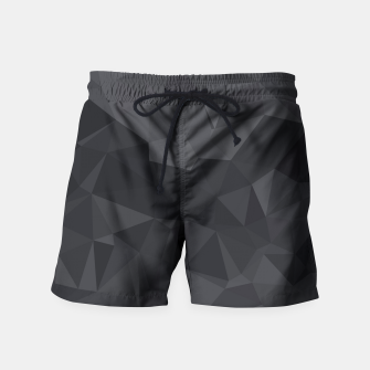 Thumbnail image of Geometric BGs20 Swim Shorts, Live Heroes