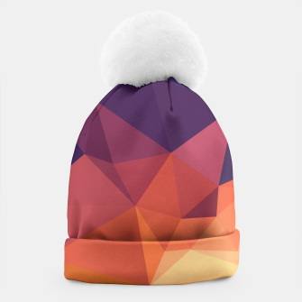 Thumbnail image of Geometric BGs14 Beanie, Live Heroes