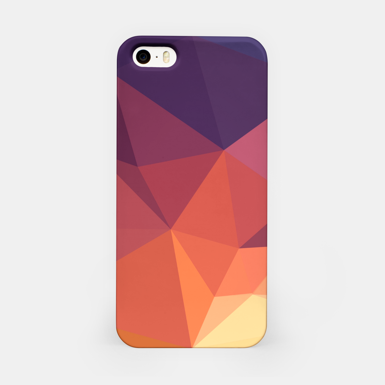 Image of Geometric BGs14 iPhone Case - Live Heroes