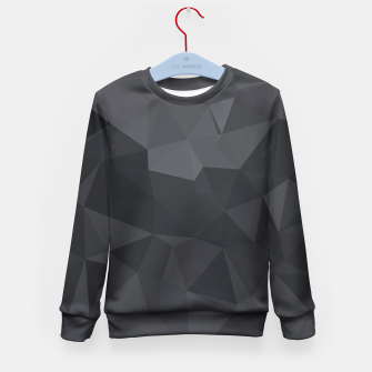 Geometric BGs20 Kid's Sweater thumbnail image